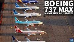 Boeing 737 Major Updates (May 2020)