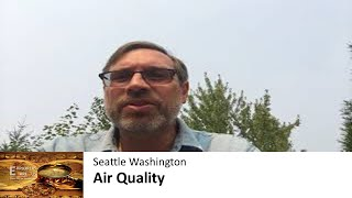 Air Quality - Seattle August 2018