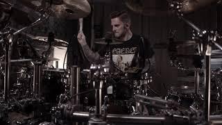 Cognizance - Aeon Sickness Drum Play Through by David Diepold