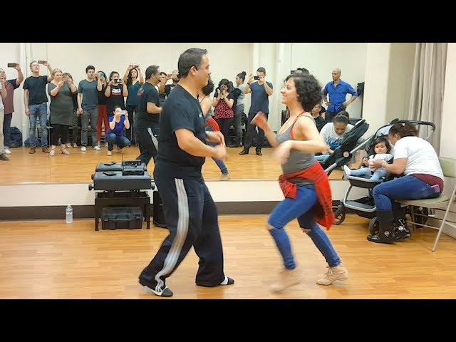 Salsa Timing & Musicality With Joel Dominguez & Maria Palmieri