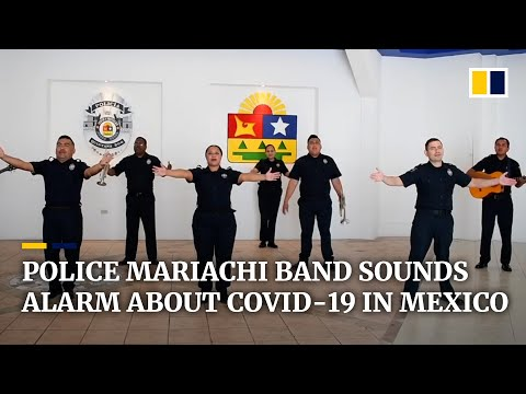 Mexican police raise