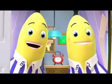Bananas Theme Song Loop - Intro Song - Bananas In Pyjamas Official