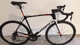 Durianrider made me buy a Giant TCR Advanced SL