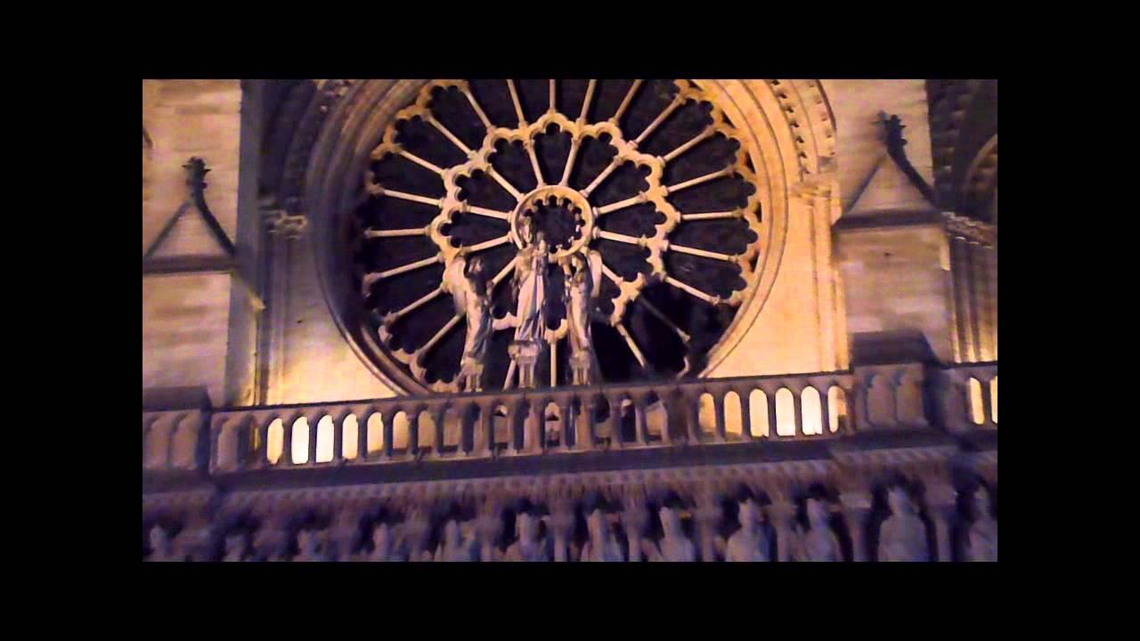 Notre Dame de Paris Christmas Midnight Mass - YouTube