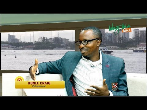 Kunle Craig (ENTREPRENEUR) Speaks about physical reading and reading culture in Nigeria - GMNS