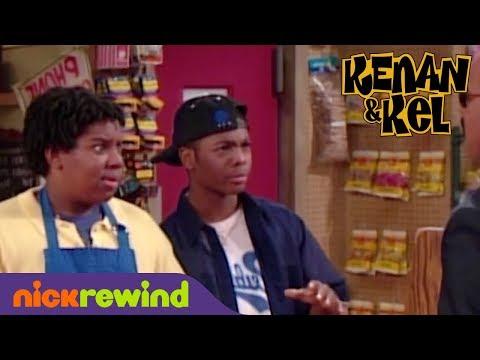 Kenan Saves the President | Kenan and Kel | NickSplat
