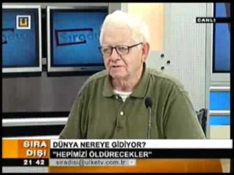 Oktay Sinanoğlu - Ölüm Tohumları,   Sahte Salgınlar,  Biyolojik Soykırım,   Kültürel Soykırım!....