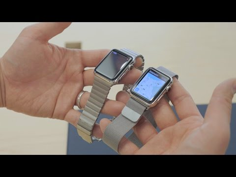 apple-watch-hands-on-and-software-demo!-(38mm-vs-42mm)