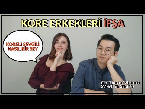Türk Kız Arkadaşım Kore Erkekleri Hakkında Konuşuyor