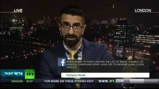 claims of racism against muslims by Asghar Bukhari, founding member, muslim public affairs in the UK