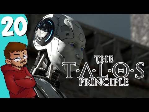 let's Play | The Talos Principle - Part 20 - Setup for Payof