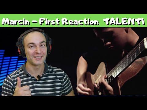 Marcin Patrzalek - Beethoven's 5th Symphony (Guitar) | First Reaction 🇮🇱