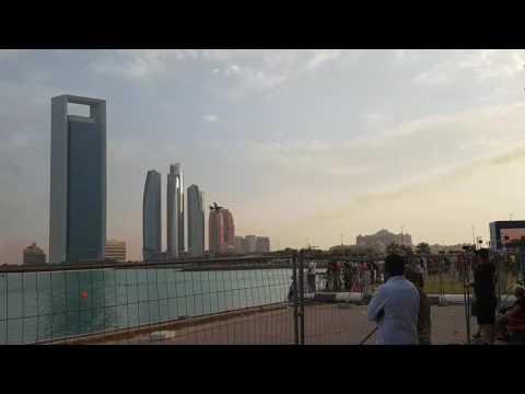 Abu Dhabi Red Bull Air Race 2017