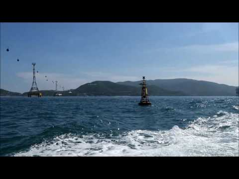 Voyager Of The Seas Tendering in Nha Trang, Vietnam Boat Ride