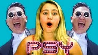 TEENS REACT TO PSY - GENTLEMAN