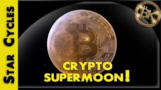 SUPERMOON 2019! 🌕Free Bitcoin Price Prediction Analysis Trading Altcoins BTC USD XRP & Crypto News