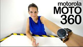 Motorola Moto 360 review en español(SUSCRÍBETE y conoce todas las novedades en tecnología Ya ha pasado por el clipset lab el reloj inteligente más bonito del escaparate actual. El Moto 360 ..., 2014-10-14T14:35:14.000Z)