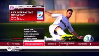 Tuto Fr : Geste Technique Scorpion Kick FIFA 12