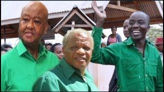 Waraka Mwingine nzito leo! kuhusu KINANA, MAKAMBA, na MAGUFULI, MSUKUMA Akinukisha Vibaya muda huu.