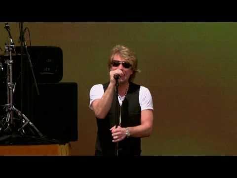 Bon Jovi - It's My Life-Livin' On A Prayer (Sydney, 14-DEC-2010)