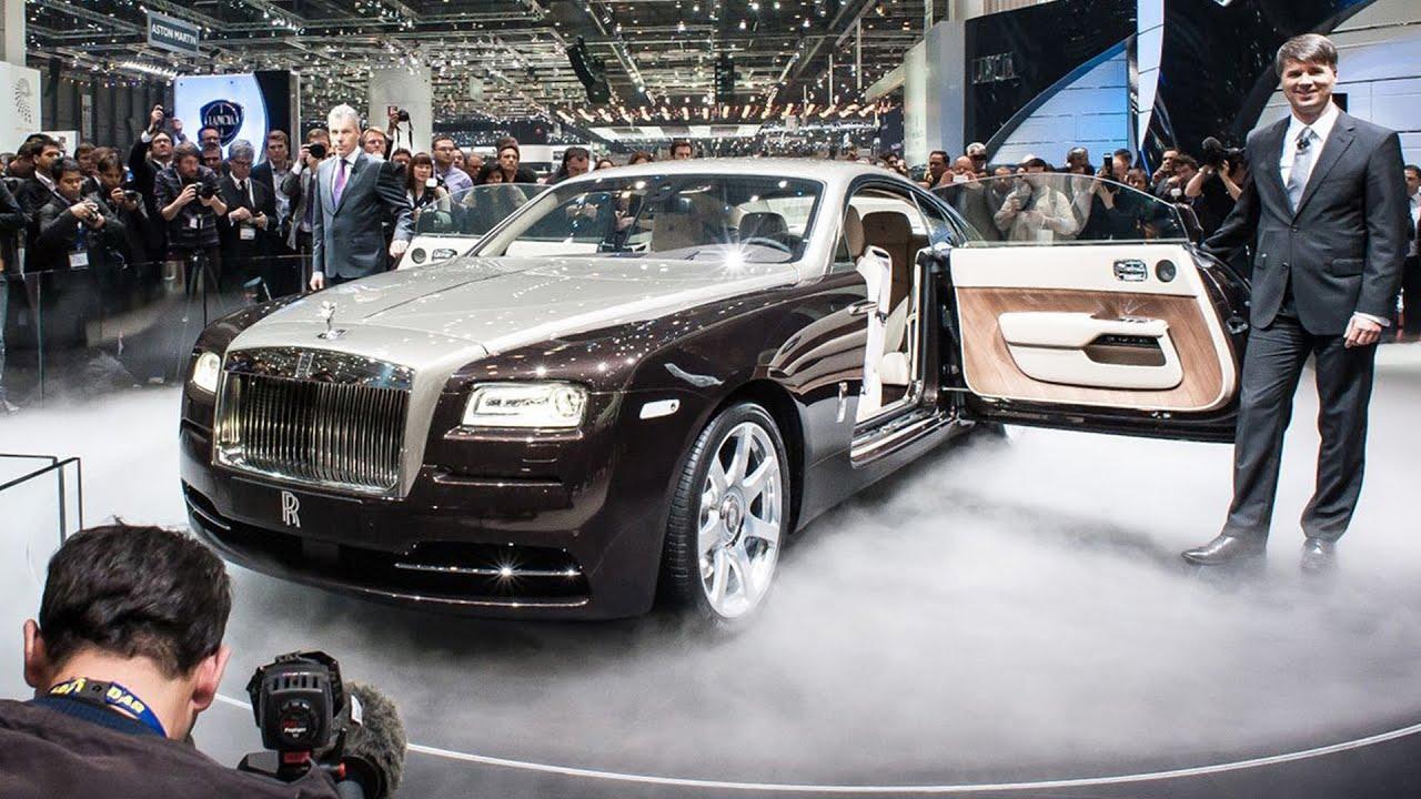 Rolls Royce Wraith 0 60 >> 2014 Rolls Royce Wraith V12 624 Hp 0 60 Mph 4 4 S Youtube