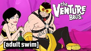 Video 4 Husky Dr Girlfriend Moments | The Venture Bros. | Adult Swim download MP3, 3GP, MP4, WEBM, AVI, FLV Agustus 2017
