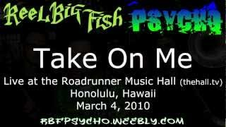 Reel Big Fish - Acoustic Set - Live at the Roadrunner Music Hall
