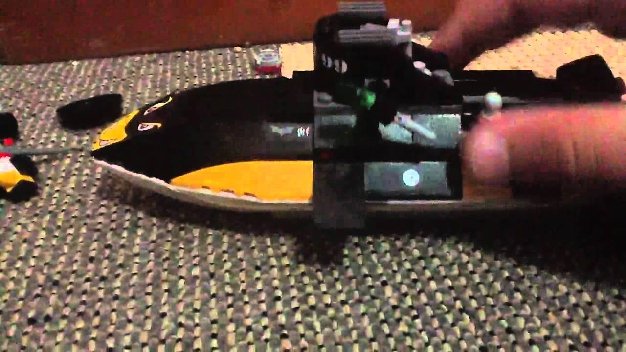 Lego batman 7885: robin's scuba jet the penguin's ...