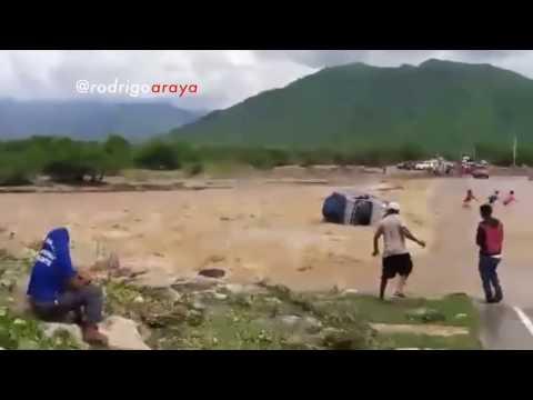 IMPACTANTES #VIDEOS DEL DESBORDE DEL RÍO #HUAICO, #PERU 15 DE MARZO 2017 /🔴www.terremotohoy.com