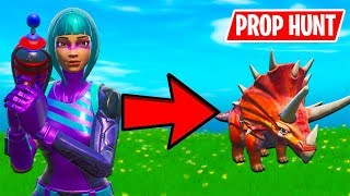 *NEW* PROP HUNT MAPS! BEST SPOTS (Fortnite Battle Royale Gameplay) thumbnail