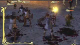 Drakengard 2 Game Sample - Playstation 2
