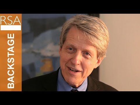 5 Minute Life Lessons With Economist Robert Shiller