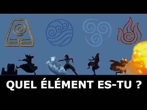QUEL ÉLÉMENT ES-TU ? | Eureka