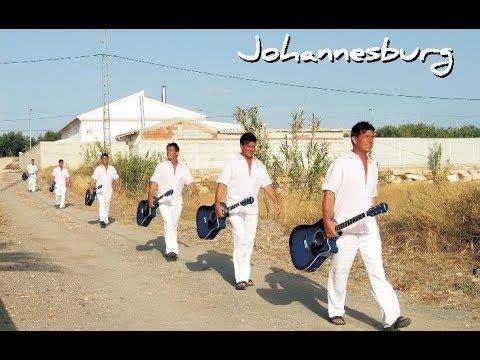 Michael Armstrong - Johannesburg feat. Elliott Randall