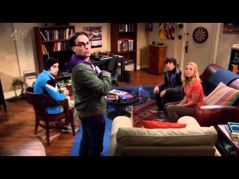The Big Bang Theory - It All Started With a Big Bang FULL