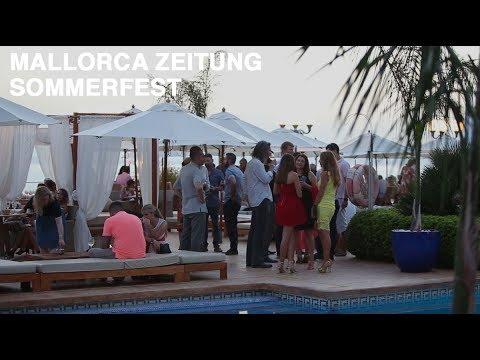 Mallorca Zeitung Sommerfest 2017