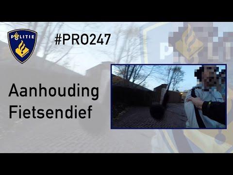 PRO247 Aanhouding Fietsendieven