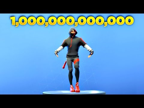 I Played Fortnite Scenario Emote Over 1 Trillion Times and This Happened