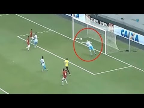Stupid Footballer Players Hand Ball Inside the box the Penalty Area -- Red Cards!!