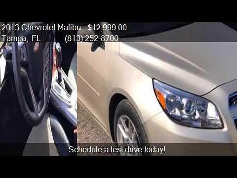 2013 Chevrolet Malibu LT 4dr Sedan w/1LT for sale in Tampa,