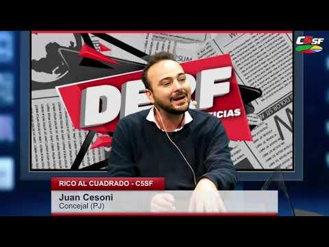 Cesoni: José Corral viene mintiendo respecto a los números