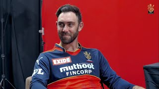 Glenn Maxwell IPL 2021 Interview for RCB