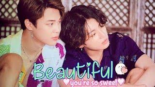 Gambar cover [FMV] Beautiful - Kookmin/Jikook