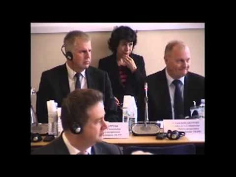 Com. affaires européennes (14/11/2012) - Réunion du triangle de Weimar