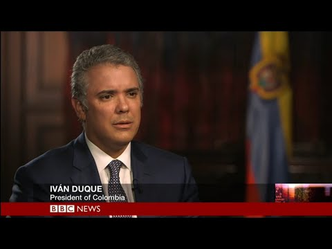 HARDtalk| Iván Duque, President of Colombia