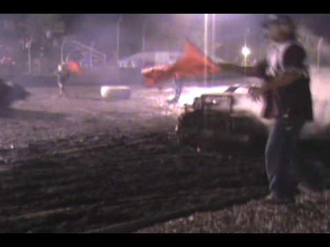 Demolition Derby1 Mid Nebraska Speedway 2007