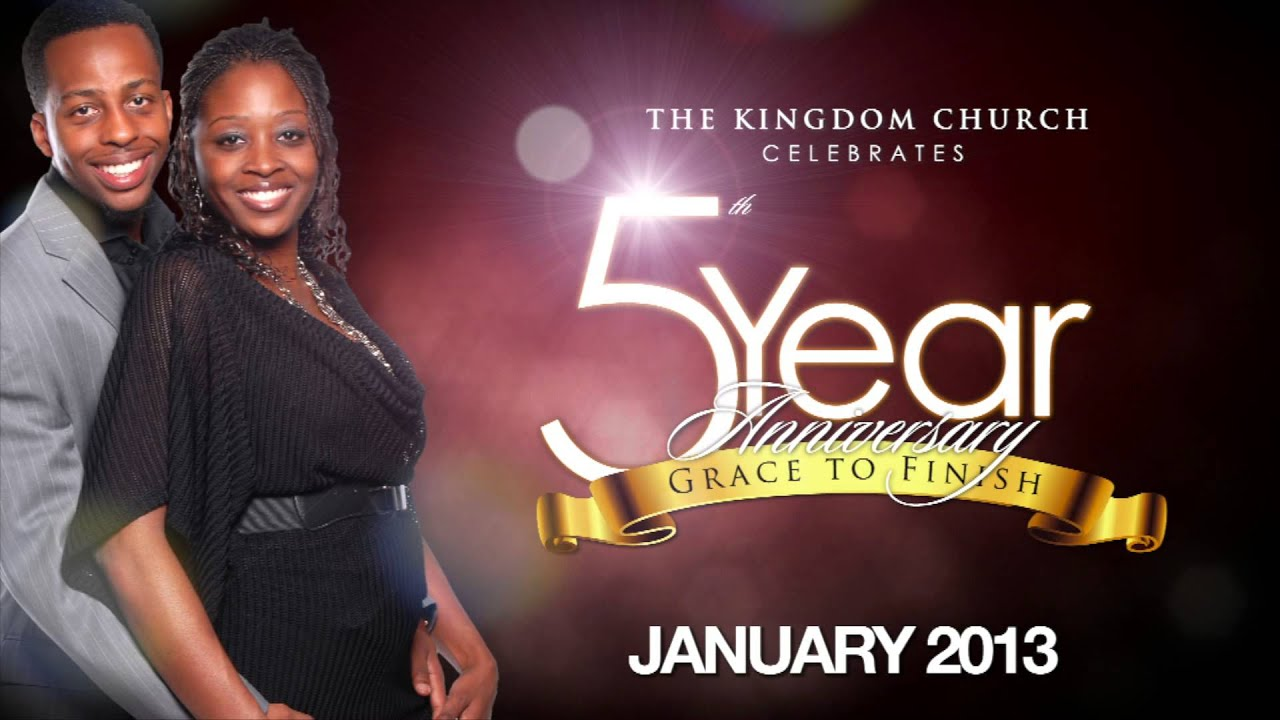 The Kingdom Church 5th Anniversary Pastor Dharius