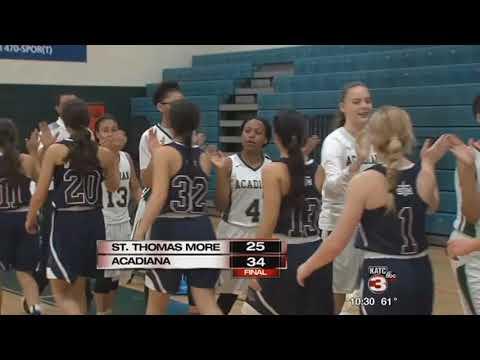 Acadiana High School basketball: 11/28
