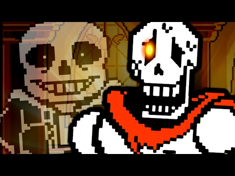Genocide Papyrus!