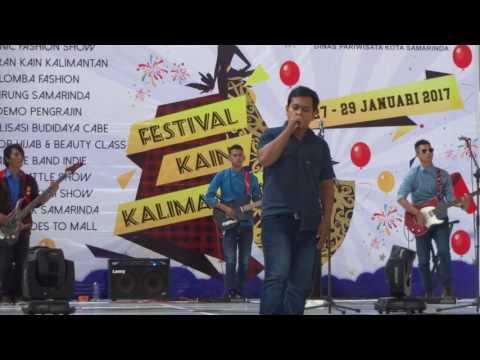 REBORN - Ku Takkan Menyesal Live Perform @Big Mall Samarinda 2017